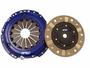 Spec Stage 2+ Ford Gt500 Clutch Kit And Billet Aluminum Flywheel Two Plus Tq 669