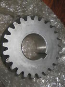 Waterous Gear Impeller Shaft 8p 24t Lh  Part 70286 New Old Stock