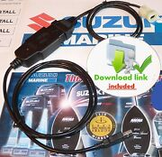 Suzuki Marine Outboard Diagnostic Cable Kit Plugandplay Best Buy