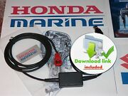 Honda Marine Diagnostic Kit With Software And Workshop Manuals