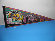 Ncaa 2003 Final Four New Orleans March Madness Logo Pennant 12 X 30