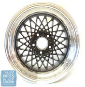 1984-87 Buick Grand National Gnx Oem 23 Offset Rear Wheel