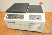 Tomy High Speed Micro Refrigerated Centrifuge Mtx-150 Induction Drive