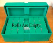 Empty Green Monster Box For Silver Eagle Coins Or Rolls