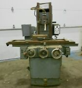 Brown And Sharpe Surface Grinding Machine 618 Micromaster 460v 3 Phase 18161lr