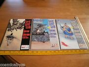 Lone Wolf And Cub 1980s Comic Book Lot Of 3 Vf/nm 2 3 4 Kazuo Koike Frank Miller