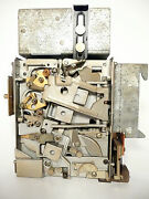 Rowe R-81 Jukebox Part Smooth Working Metal Coin Mechanism And Holder