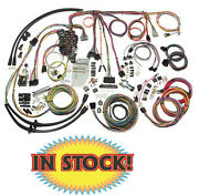 American Autowire 500423 - 1955-56 Chevy Passenger Car Classic Update Wiring Kit