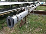 27 Feet 4 Inch Charleston Spar Mast Complete Ends Matches F67 Ocean Going