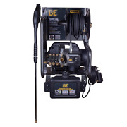 Be 1500 Psi Electric - Cold Water Wall Mount Pressure Washer