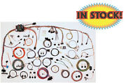 American Autowire 510347 - 1973-82 Chevy Pickup Truck Classic Update Wiring Kit