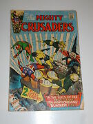The Mighty Crusaders Comic - No 6 - Date 08/1966 - Mighty Comics