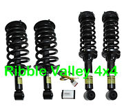 Land Rover Discovery 3 Dunlop Air Bag Suspension To Coil Spring Conversion Kit