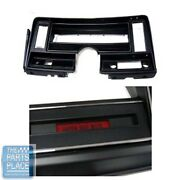 71-74 Chevrolet Nova / Chevy Ii Dash Bezel With Air Conditioning Show Quality