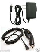 Car+wall Charger For Verizon Lg Spectrum Vs920 Revere Vn150 Octane Intuition