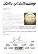 1980 Padres 23x Signed Baseball Psa/dna Jerry Coleman Dave Winfield Ozzie Smith