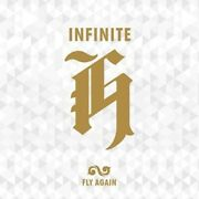 Infinite H-[fly Again] Unit 2nd Mini Album Cd+poster/on+booklet+photocard+gift