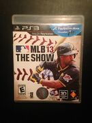Andrew Mccutchen Autographed Mlb The Show 13 One Of A Kind