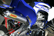 Sparks Racing X-6 Stainless Steel Race Core Full Exhaust Yamaha Raptor 700 2015+