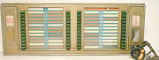 Wurlitzer 1650 Jukebox Part Tested / Working Well - The Button Rack And Calbes
