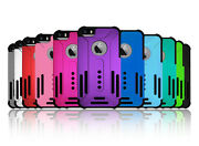 Lot 10x 25x 50x Hybrid Hard Shockproof Matte Armor Case For Iphone 4 4s