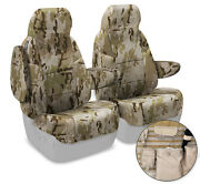 New Multicam Arid Camo Camouflage Seat Covers W/molle System / 5102067-35