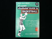 1949 Permabooks Sports Library Illustrated Guide To Basketball Sam Nisenson Ex+