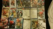 Aquaman New 52 0-30 W/23.1, 1and2 Aquaman And Others Also 5 Issues Are Variants