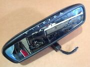10-12 Lexus Is250 Is350 Auto Dim Rearview Mirror Homelink And Compass Oem Part 87