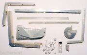Ami Jukebox E 80 Part Entire Right Side Chrome Trim Pieces Package And Screws