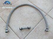 Volvo 122 121 Pv 544 P1800 Twin Carb Stainlees Steel Fuel Hose Kit