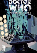 Doctor Who Prisoners Of Time Vol 2 Tpb Sci Fi Idw Dr Comics 50th Anniversary Tp