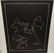 George Luttrell New Orleans Jazz Limited Edition Lithograph 2