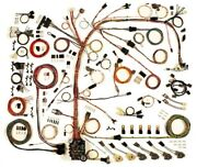1978-80 Chevrolet Camaro Classic Update Wiring Harness Complete Kit 510581