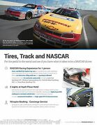 Tires,track And Nascar Racing Experience For 1, Hyatt Place 2-night Stay For 2