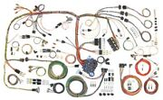 1970-74 Barracuda Challenger Classic Update Wiring Harness Complete Kit 510289