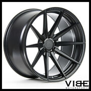 20 Rohana Rfx1 Black Concave Wheels Rims Fits Ford Mustang Gt