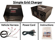 Grid Charger Opt Discharge 06 08 Civic Hybrid Restore Ima Battery Performance