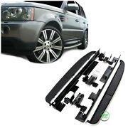 Running Boards Side Steps Oe Style For Land Rover Range Rover Sport 2005-2013