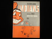 1952 Cleveland Indians Baseball Yearbook Ex-mt