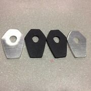 Not Cheap Plastic Suzuki Turn Signal Adapter Plates For Front And Back 1 Sets