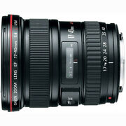 Canon Ef 17-40mm F/4l Usm Ultra Wide Angle Zoom Lens W/ 1-year Usa Warranty