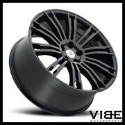 20 Redbourne Manor Gloss Black Wheels Rims Fits Range Rover Hse Supercharged