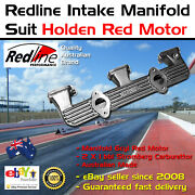 New Intake Manifold Fits Holden 6cyl Red Motor 2 X 1 Bbl Stromberg