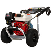 Simpson Professional Alh3228 3400 Psi Gas - Cold Water Aluminum Frame Press...