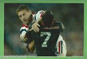 T54. Rugby League Photo - Brian Fletcher, Sydney Roosters