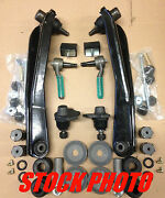 Performance Rubber Suspension Rebuild Kit - Front End Ford Pinto 1970-1973