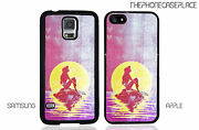 Disney Ariel The Little Mermaid Pink Phone Case For Apple Or Samsung Phone Case