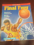 1987 Men's Final Four In Mew Orleans- Times Picayune Souvenir Ed.-indiana-cuse