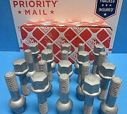20 Wheel Stud Bolt F And R Replace Mercedes Oem 0009904807 Made In Germany